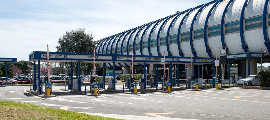 Nice optimiza el aparcamiento de los aeropuertos de Roma