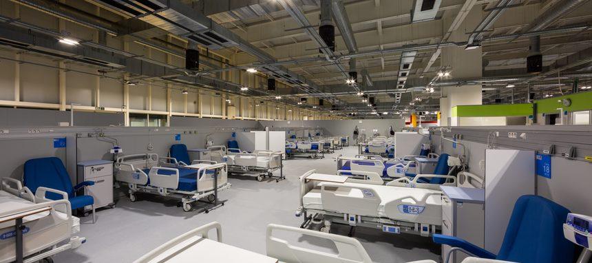 Trilux ilumina el Hospital de Emergencias Enfermera Isabel Zendal de Madrid