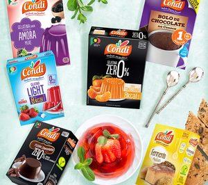 Reina Group compra la especialista portuguesa de postres en polvo y gelatinas Condi Alimentar