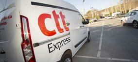 CTT Express dispara sus ingresos en España en el primer trimestre de 2021