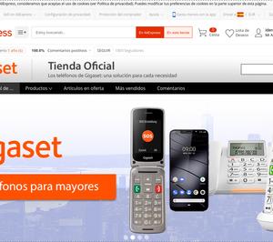 Gigaset lanza una tienda online en Aliexpress
