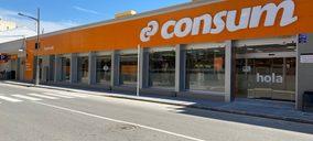 Consum acabará el año con más de un centenar de supermercados transformados a su nuevo modelo de tienda
