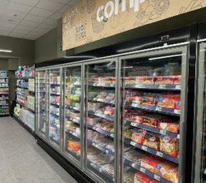 Plusfrec equipa su nuevo supermercado con refrigerante Opteon XL20