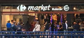 Carrefour estudia incorporar un gran grupo madrileño a su red