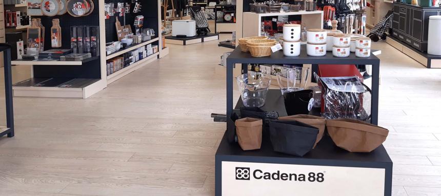 Cadena 88 presenta su nuevo modelo de tienda para menaje y hogar