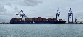 Los puertos recuperan el pulso y crecen un 8,7% durante el mes de abril