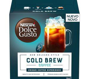 La experiencia cold brew, también para 'Dolce Gusto'