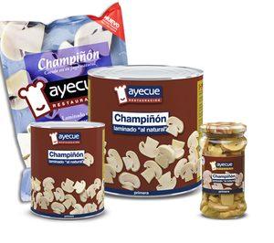 Riberebro vende a Eurochamp su negocio de champiñón en conserva, por 14 M