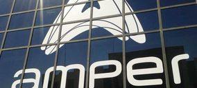 Amper completa la fusión de sus filiales tecnológicas