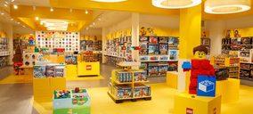 Lego proyecta la apertura de su primera flagship en España para finales de año