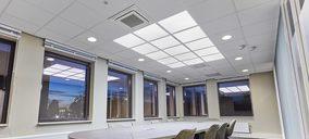 Opple Lighting lanza panel LED para oficinas y centros sanitarios