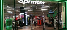 La estrategia 2021 de Sprinter afecta tanto a la central como a su red de tiendas