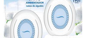 Ambipur desarrolla un producto específico de ambientación para el baño