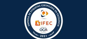Aifec crea un sello de excelencia para ayudar al crecimiento del sector de etiquetas