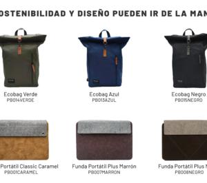 Globomatik distribuirá la marca de complementos sostenibles Pilatus Brand
