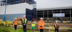 Saica mantiene los plazos para su nueva fábrica en Escocia