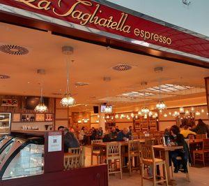 AmRest abre su primer La Tagliatella Espresso en el aeropuerto de Alicante a través de Áreas