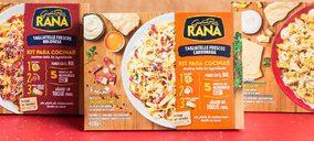 Rana Hispania eleva su beneficio un 34% y afianza el liderazgo en pasta fresca