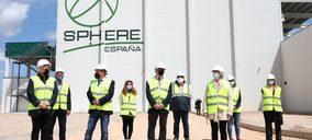 Sphere Spain avanza en la construcción de su complejo de economía circular