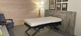 Spaldin confirma su apuesta por el sector sociosanitario con una nueva cama geriátrica