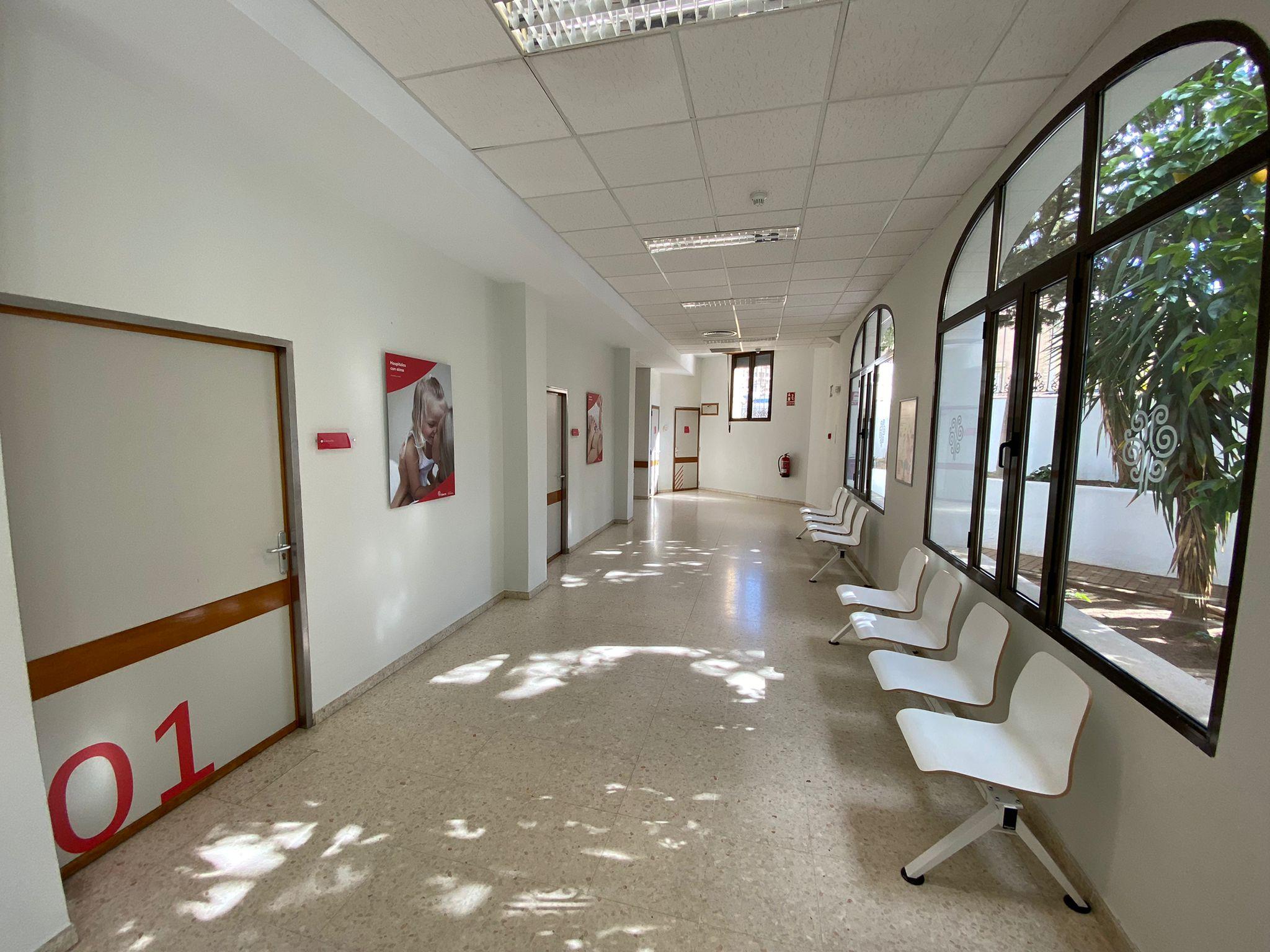 El Grupo Ribera reforma Ribera Almendralejo y cumple 11 años al frente del Hospital Universitario del Vinalopó