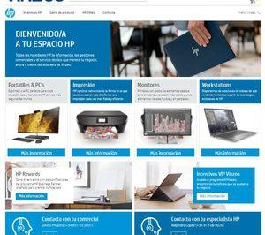 Vinzeo lanza un nuevo site dedicado, en exclusiva, a HP