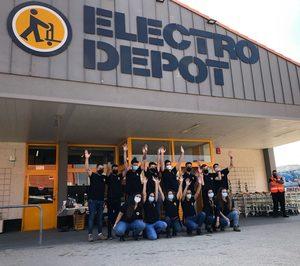 Electro Depot se estrena en Murcia