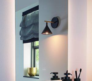 Villeroy & Boch presenta nuevos espejos de baño con iluminación LED