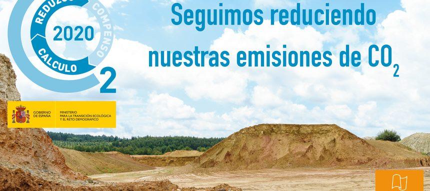 Tejas Verea reduce un 3% sus emisiones y renueva el sello 'Calculo y Reduzco'