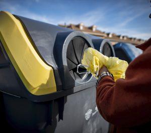 El uso del contenedor amarillo creció un 8,5%