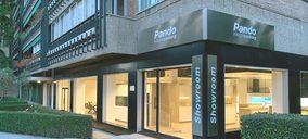 Nuevo Pando Showroom en Madrid