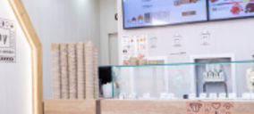 Una joven cadena de yogurterías suma dos establecimientos y prepara la apertura de otros cuatro
