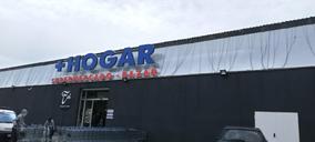 +Hogar obtiene los primeros beneficios tras abrir su hipermercado y prepara nuevo proyecto