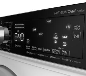 Teka muestras sus lavadoras, orientadas al ahorro energético