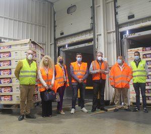 El CGC realiza el primer envío de naranjas a India con tratamiento de frío en tránsito