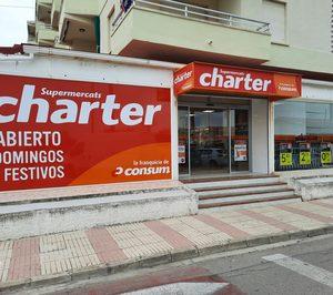 Consum, camino de batir un nuevo récord con sus franquicias Charter