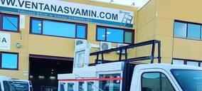Ventanas Vamin abre su segunda fábrica en la Comunidad de Madrid
