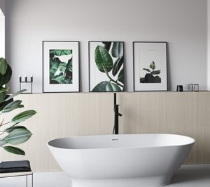 Nuovvo lanza la bañera exenta Moraine