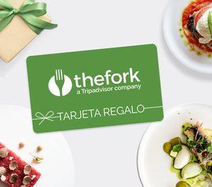 TheFork lanza una tarjeta regalo para potenciar el turismo gastronómico