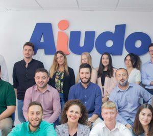 Aiudo inicia su internacionalización con su incorporación al mercado británico
