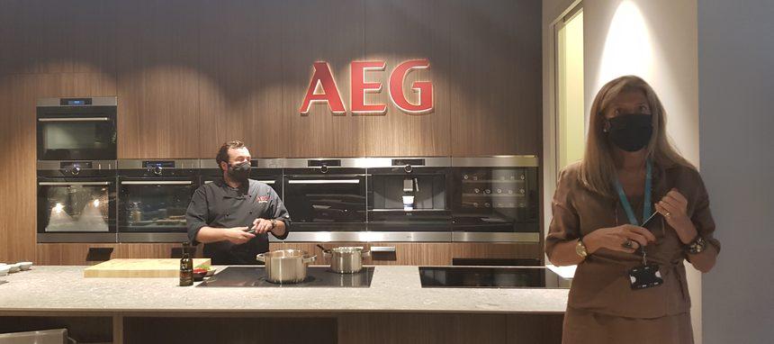 AEG quiere ir un paso por delante