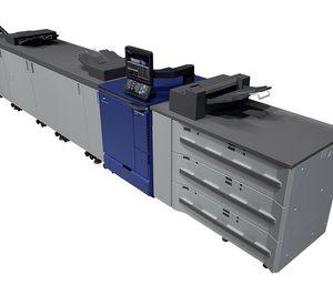 Konica Minolta lanza la serie AccurioPress C7100