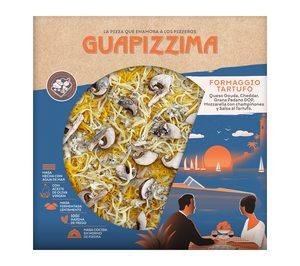Las pizzas Guapizzima se relanzan de la mano de sus nuevos propietarios