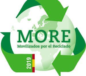Abierto el registro de uso de plásticos reciclados durante 2020 en la Plataforma europea MORE 2.0