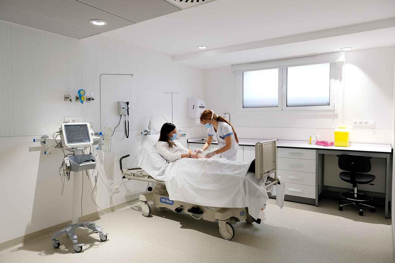 HM Hospitales concluye la reforma del 'HM Nou Delfos', tras una inversión de más de 30 M