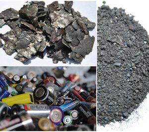 ERP España recuperó 2.069 t de materiales valorizables de pilas y baterías en desuso en 2020