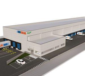 ¿Cómo será el nuevo centro de Seur en Carmona?