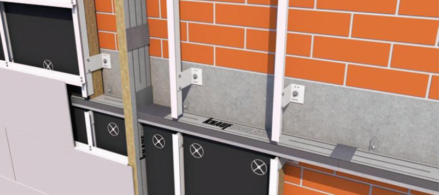 Knauf Insulation lanza barreras cortafuegos para fachadas ventiladas