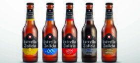 'Estrella Galicia' estrena packaging sostenible