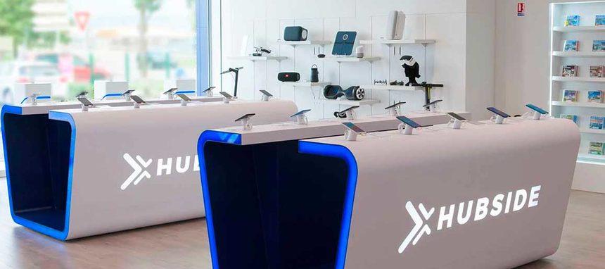 Hubside.Store realiza ya su segunda apertura en España
